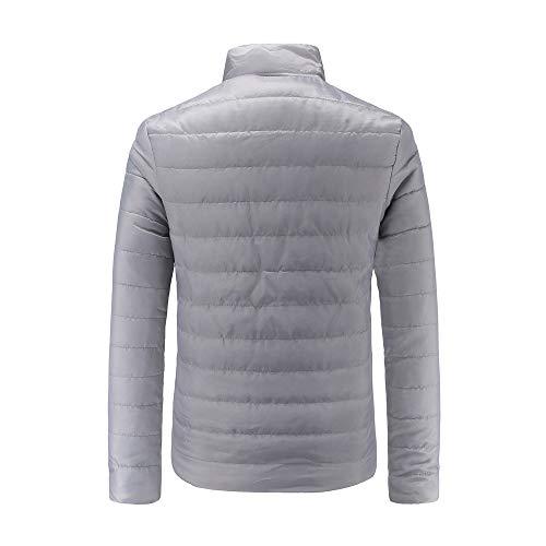 Voler Blousons Manteaux Bomber Coton Montant Col À Automne ⚽giulogre Mode Manteau Veste Pour Jackets Printemps D Outdoor Homme En wYzqwXx0C