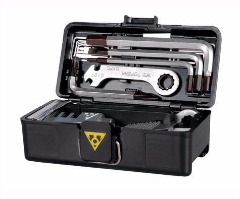 Topeak Survival Gear Box With Clip by MICHELIN