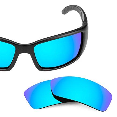 rechange de Plusieurs Verres Elite Costa MirrorShield® Blackfin Glacier pour — options Bleu Polarisés wr5TYqTd
