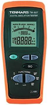 FUSO3レンジデジタル絶縁抵抗計TM-507