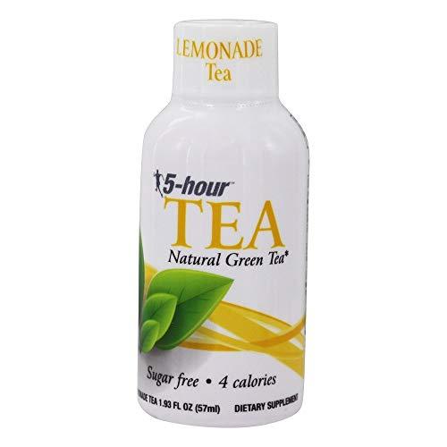 5-Hour Energy - Natural Green Tea Shot Lemon (Pack of 2) ()