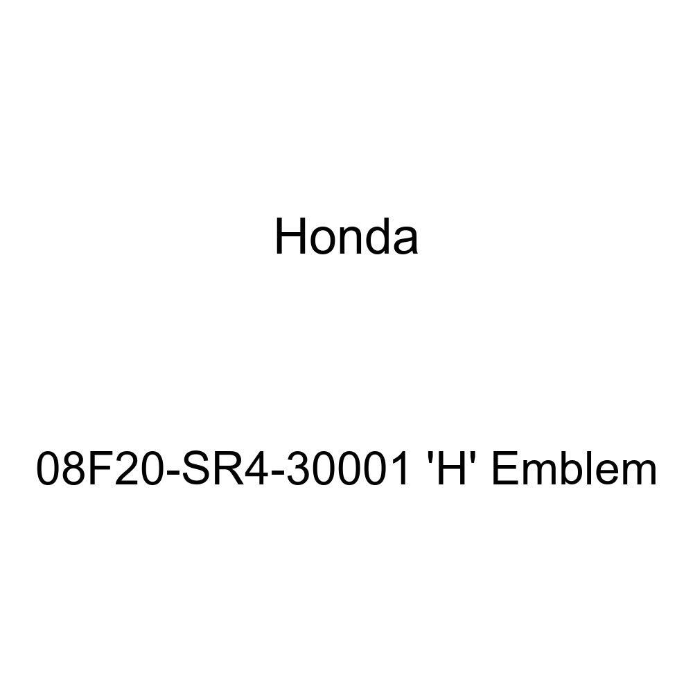 Genuine Honda 08F20-SR4-30001 H Emblem