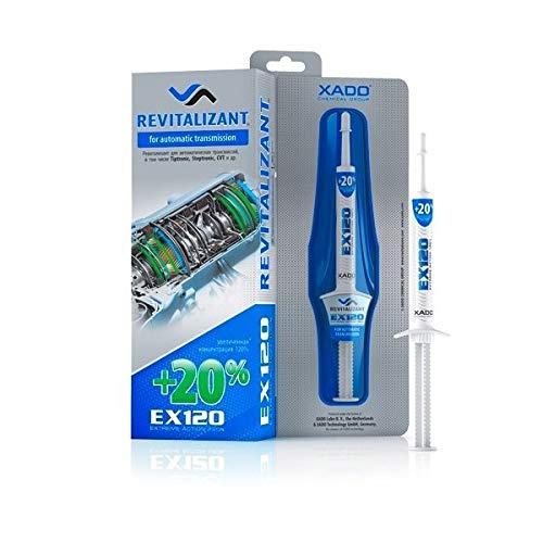 XADO Revitalizant® EX120 para transmisiones automáticas XADO 10031 XA 10031