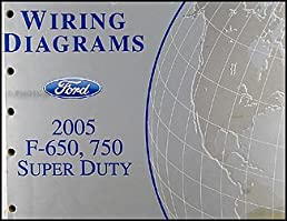 41uWpTnSTWL._SX258_BO1204203200_ 2005 ford f650 f750 medium truck wiring diagram manual original f650 wiring diagram at mifinder.co
