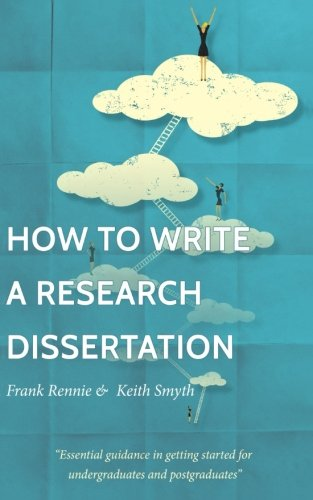Read Online How to Write a Research Dissertation pdf