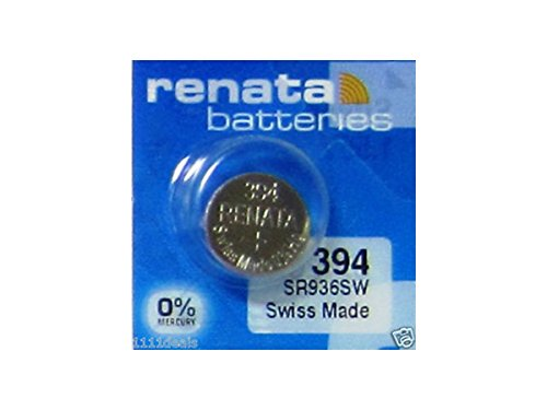 5 Renata 394 SR936SW Silver Oxide Zero Mercury Electronic - Battery Sr936sw Watch