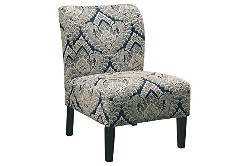Ashley Furniture Signature Design - Honnally Accent Chair - Contemporary Style - Sapphire (American Store Furniture Signature)