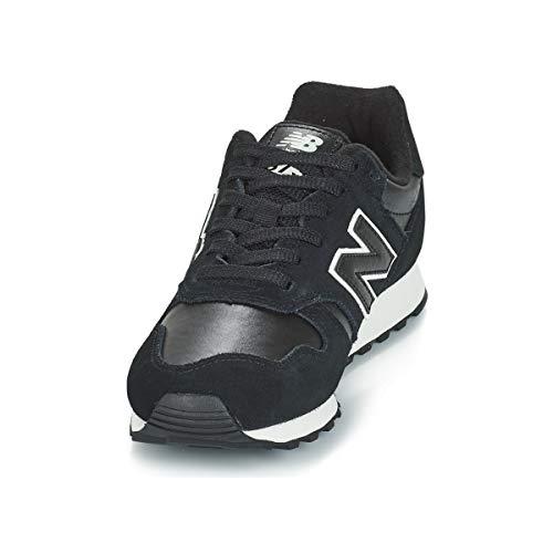 New eggplant white Bbl Nero Sneaker Donna 373 Balance pBpqZT