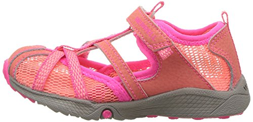 887dff2f11d Merrell Hydro Monarch Water Sandal (Toddler/Little Kid/Big Kid), Coral