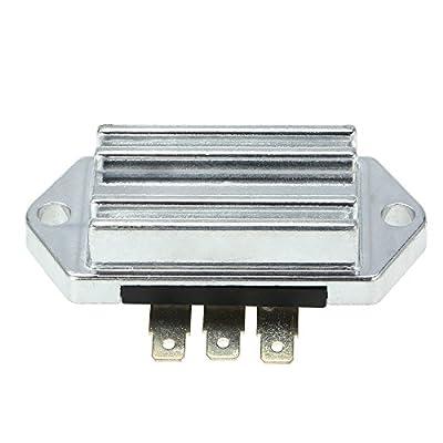 KKmoon Voltage Regulator Rectifier For Kohler 8-25 HP Engine 41 403 10-S 41 403 09-S