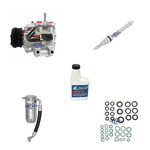- A/C Compressor Kit Fits Chevrolet Trailblazer 03-09 Buick Rainier 04-06 GMC Envoy 03-09 Oldsmobile Bravada 03-04 Isuzu Ascender 03-08 Saab 9-7x 05-09 L6 4.2L (Only Without Rear A/C) 77561