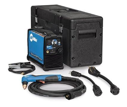 Miller Spectrum 625 >> Miller Spectrum 625 X Treme Plasma Cutter W 12 Torch Qd 907579