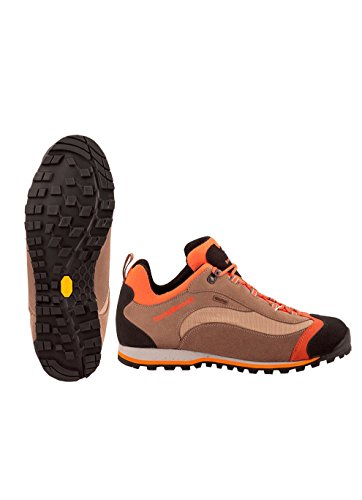 Trango Shangu, Zapatillas de Deporte Exterior Unisex Adulto Marrón (Marron Chocolate7marron Barro 015)