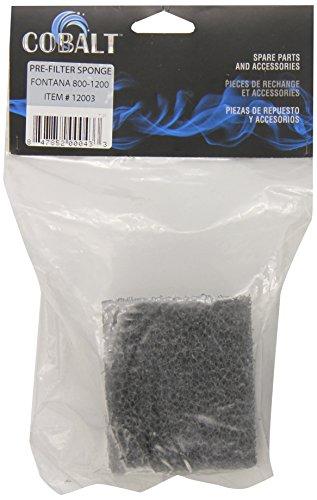 Cobalt International ACI12003 Fontana 800-1200 Pre-filter Sponge for Aquarium
