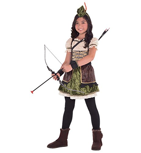 Girls Miss Robin Hood Costume - X-Large (14-16) ()