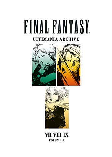 Final Fantasy Ultimania Archive Volume ()