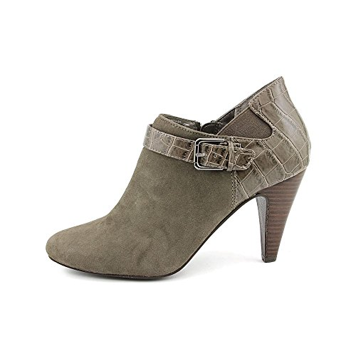 Grey Ankle Womens Leather Boots US10 Shirlee Alfani Fashion Warm qwtzHOpB
