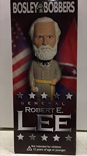 Robert E. Lee Civil War Bobblehead Doll by Bosley Bobbers