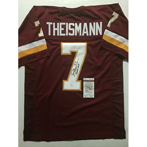 watch be7be 95cd5 Autographed/Signed Joe Theismann