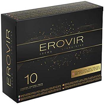 Erovir 200mg 10 Comprimidos | Beneficio Rápido, Poder Duradero ...
