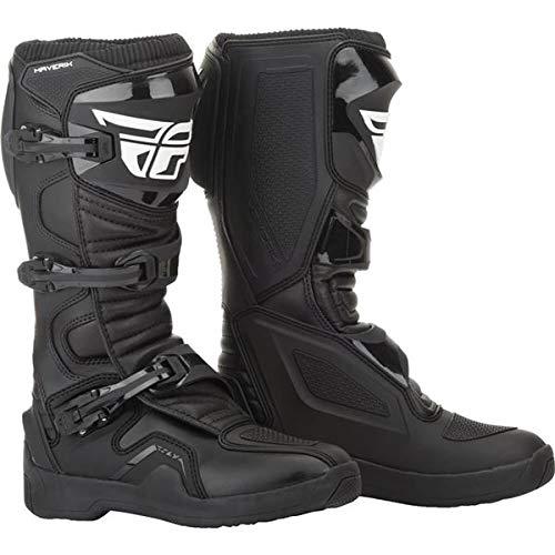Fly Racing 2019 Maverik Boots (10) (BLACK)