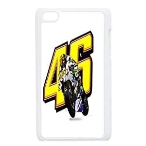 Custom Case Valentino Rossi for Ipod Touch 4 M4G7258922