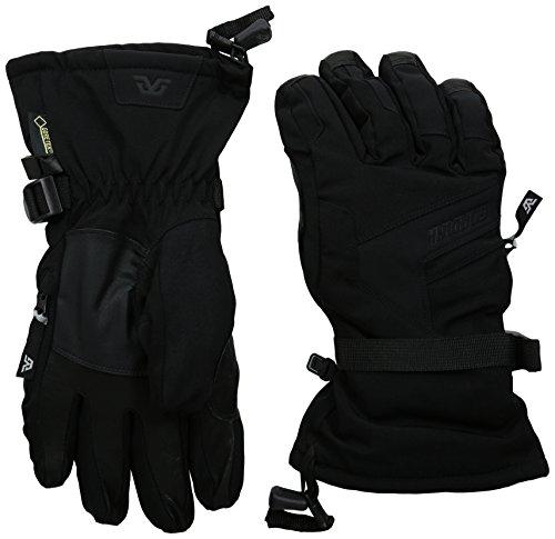 Gordini Stretch Gloves - Gordini Men's Da Goose V Gtx Gloves, Black, Large