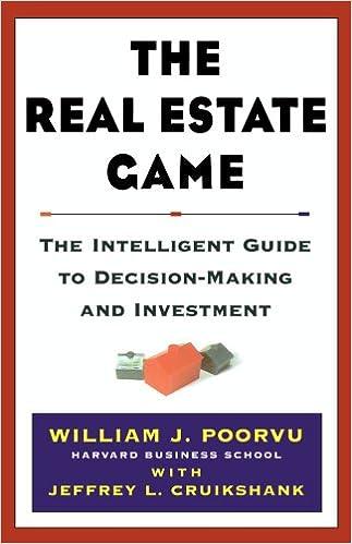 the real estate game e-books free