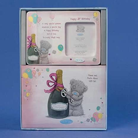Image Unavailable Not Available For Color ME TO YOU 21ST BIRTHDAY GIFT SET