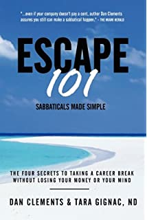escape 101 the four secrets to taking a sabbatical or career break without losing your - Taking A Career Break Ideas Career Break Options