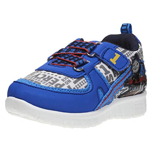 Thomas and Friends Toddler Boy Sneakers ; Boys