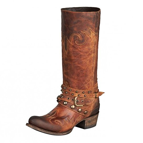 Lane Boots Womens Paradise Western Boots Honey