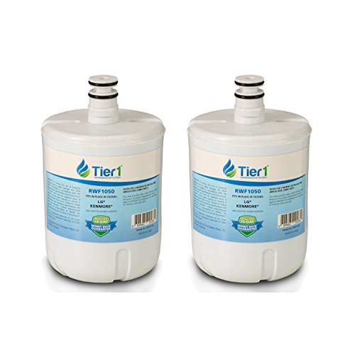 Price comparison product image 2 Pack Tier1 LT500P LG, 5231JA2002A, GEN11042FR-08, ADQ72910902, ADQ72910907, ADQ72910901 Filter