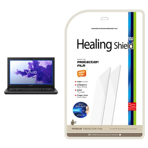Healingshield AB Anti-Blue Eye protection functional LCD screen protector for Sony Vaio SVS 13