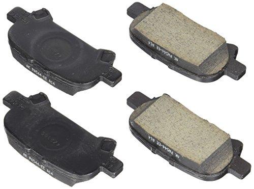 Toyota Genuine Parts 04466-41020 Rear Brake Pad Set by Toyota