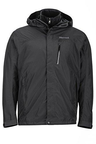 Marmot Men's Ramble Component, Herren, Hardshell Rain Jacket, Raincoat, Windproof, Waterproof, Breathable