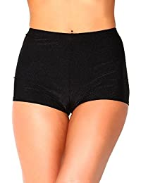 Women's High Waisted Booty Shorts Bottoms