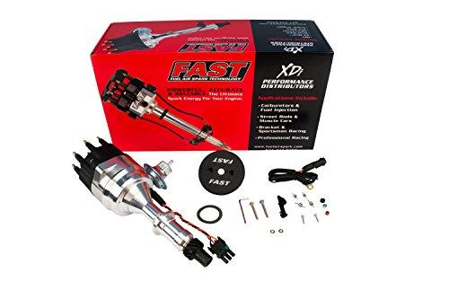 Fast 306016 XDI EZ-Run DistributorPontiac V8 301-455 by FAST (Image #1)