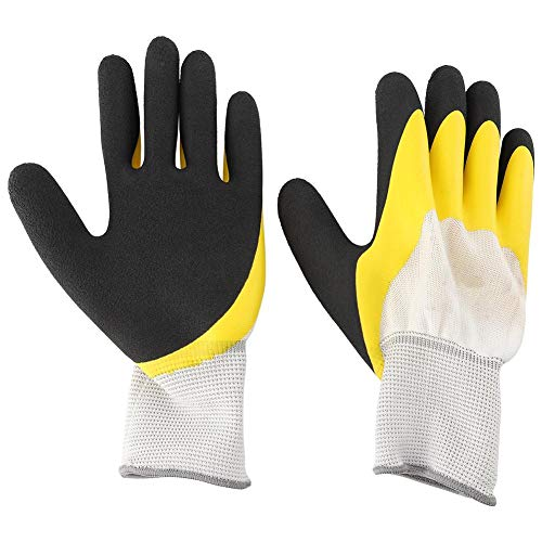 Jeffergarden 1Pair of Cut Resistant Gloves Filleting Protective Safety Gloves Knife Gloves Garden Working Protective Gloves