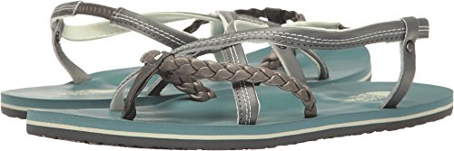 's Base Camp Plus Gladi Graphite Grey/Trellis Green (Prior Season) 5 B US ()