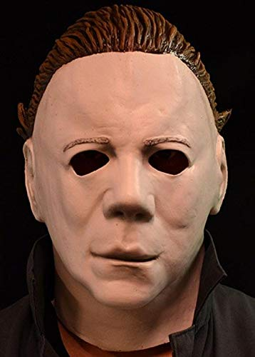 Halloween Ii 2019 Mask (Trick Or Treat Studios Halloween II Michael Myers Economy Edition)