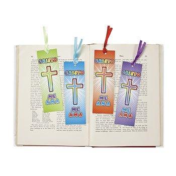 Amazon.com : Spanish Jesus Loves Me Bookmarks - Vacation Bible ...