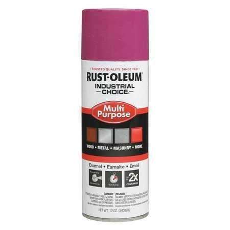 Spray Paint, OSHA Safety Purple, 12 oz.