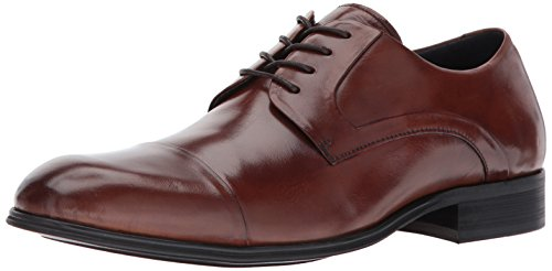 New Cole Kenneth York 102812 Design Cognac Men's Oxford rqq5axdw