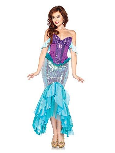 Women's Deluxe Princess Ariel Costume