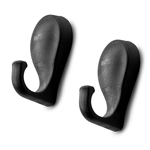 Magnetized Tool Hooks For Grill-Fridge-Cabinet (Set of 2) by Superior Essentials