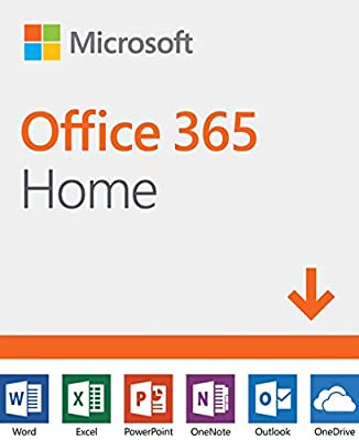 Microsoft Office 365 Home | 12-month subscription with Auto-renewal, PC/Mac Download