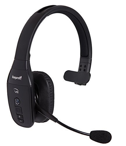 VXi BlueParrott B450-XT Noise Canceling Bluetooth Headset (Renewed) by VXi