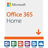 Microsoft Office 365 Home 12-mo Subscription