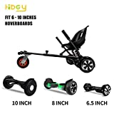 Hiboy HC-02 Hoverboard Seat Attachment with Rear